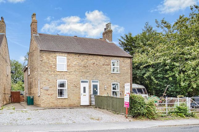 3 bed semi-detached house for sale in Main Road, Withern, Alford LN13