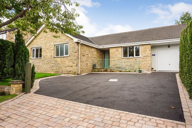 Thumbnail Detached bungalow for sale in Moorfield Road, Ben Rhydding
