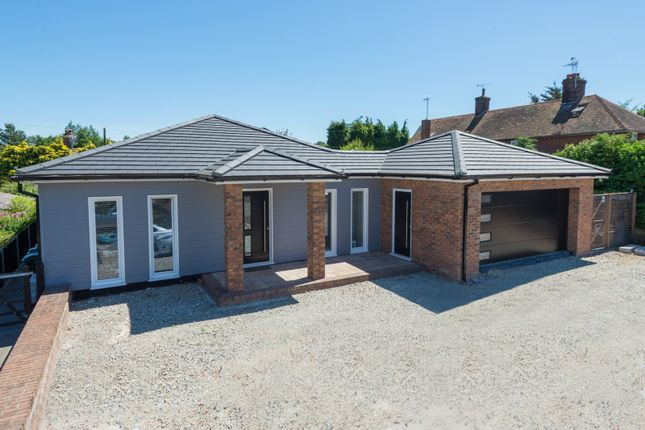Thumbnail Detached bungalow for sale in Silver Hill Road, Willesborough, Ashford