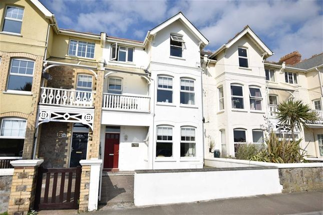 Thumbnail Terraced house for sale in Downs View, Bude
