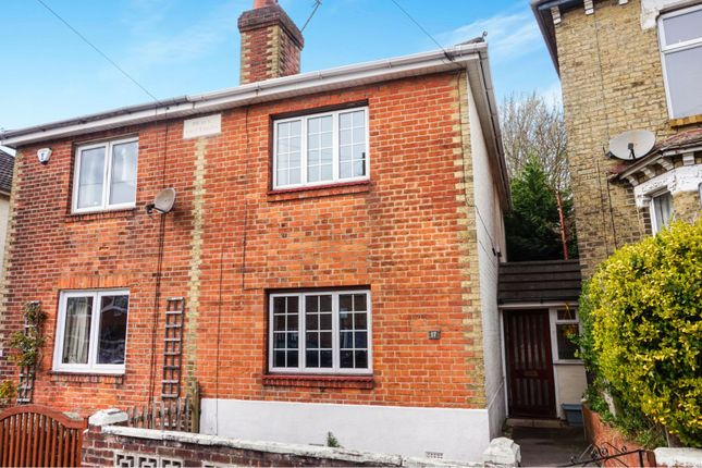 Thumbnail Semi-detached house for sale in Cawte Road, Southampton