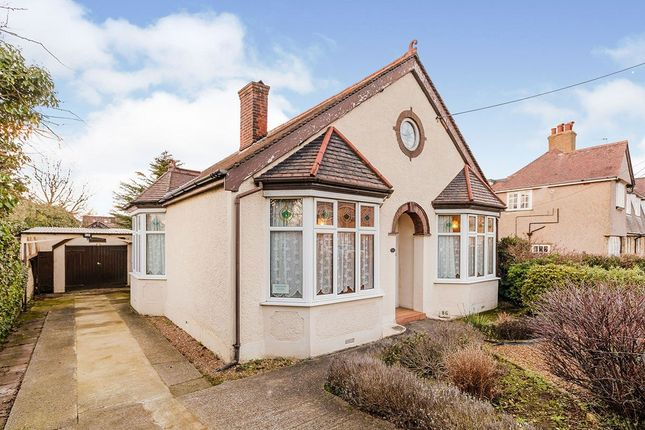 Thumbnail Bungalow for sale in Gore Road, Dartford, Kent