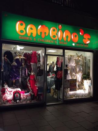 Thumbnail Retail premises for sale in School Uniform & Childrenswear Retailer SW9, Brixton, London