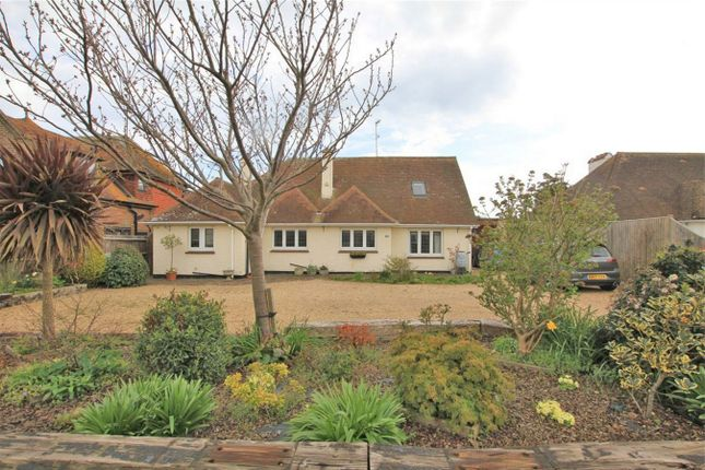 Thumbnail Detached bungalow for sale in 163 Cooden Drive, Bexhill-On-Sea, East Sussex