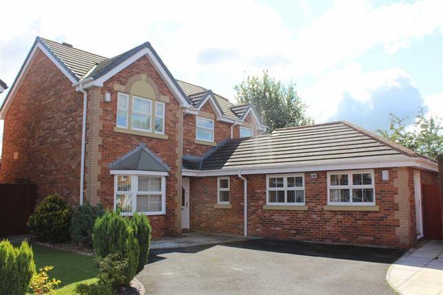 Thumbnail Detached house to rent in Church Walk, Ribbleton, Preston