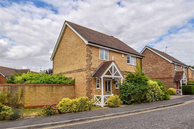 Thumbnail Detached house for sale in Four Sisters Way, Leigh-On-Sea, Essex