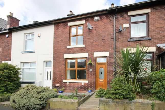 Thumbnail Terraced house to rent in Queens Ave, Bromley Cross, Bolton, Lancs, .
