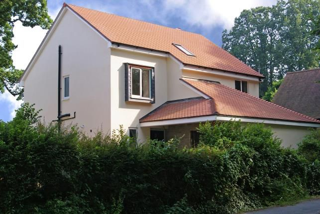 Thumbnail Detached house for sale in Knowle, Budleigh Salterton, Devon