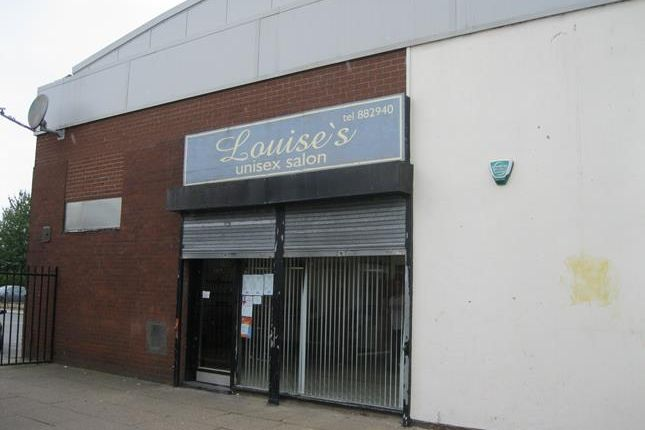 Retail premises to let in 5 - 8, Wingate Parade, The Willows Estate, Grimsby, North East Lincolnshire