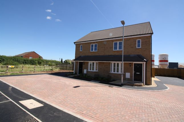 3 bed semi-detached house for sale in Hyde Lane, Creech St. Michael, Taunton