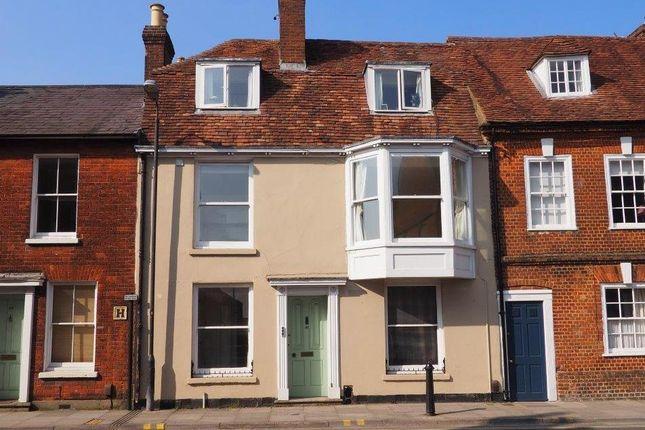 Thumbnail Town house for sale in Bedwin Street, Salisbury