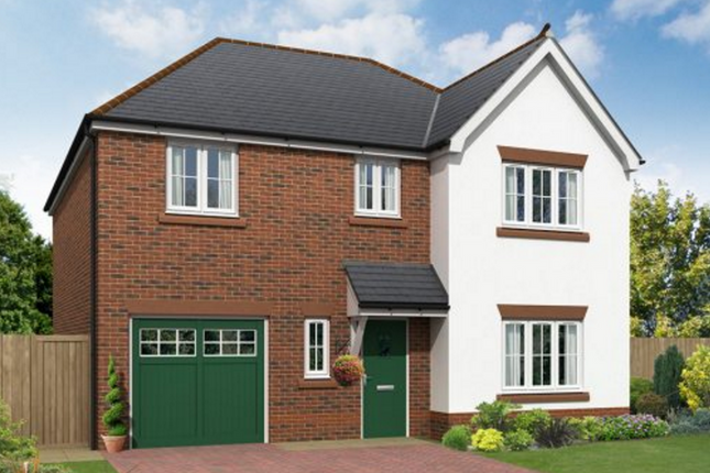Thumbnail Detached house for sale in The Alvechurch, Off Boundary Park, Neston, Cheshire