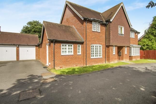 Thumbnail Detached house for sale in Dogwood Court, Oadby, Leicester, Leicestershire