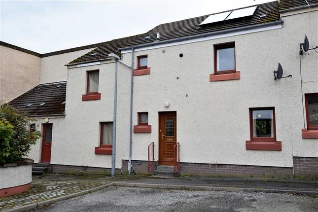 Thumbnail Terraced house for sale in Windsor Place, Conon Bridge, Ross-Shire
