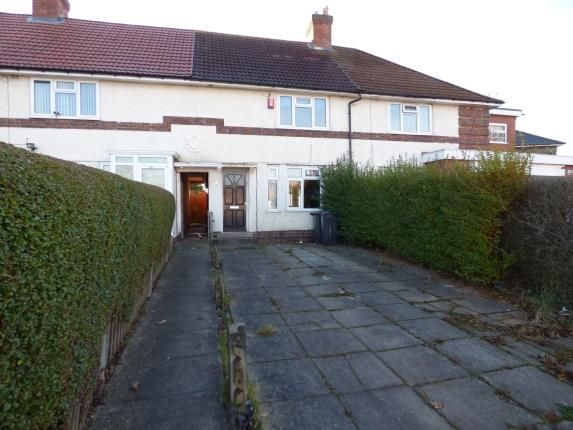 Thumbnail Terraced house for sale in Oakhill Crescent, Acocks Green, West Midlands