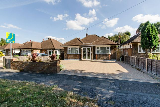Thumbnail Bungalow for sale in Salisbury Road, Worcester Park