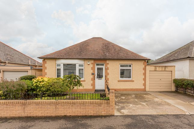 Thumbnail Detached bungalow for sale in 187 Kingsknowe Road North, Edinburgh