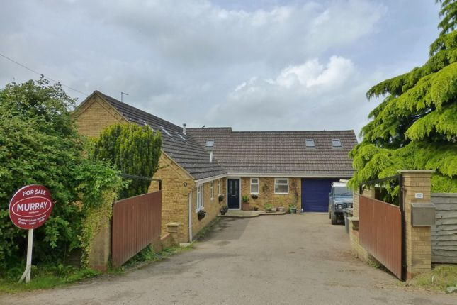 Thumbnail Detached house for sale in Arnhill Road, Gretton, Corby