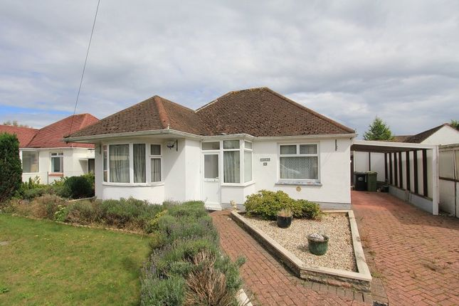 Thumbnail Detached bungalow for sale in Lyndale Road, Kingsteignton, Newton Abbot