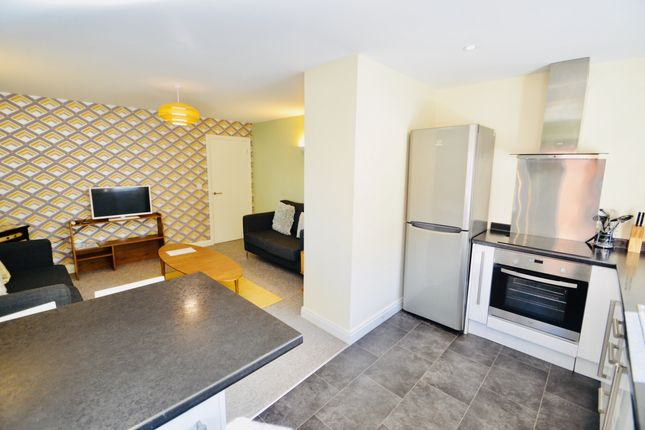 Living / Kitchen of St. Marys Gate, Nottingham NG1