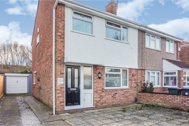 Thumbnail Semi-detached house for sale in Lunar Drive, Bootle