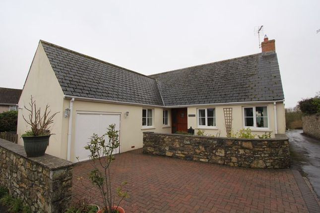 Thumbnail Detached bungalow for sale in Methodist Lane, Llantwit Major
