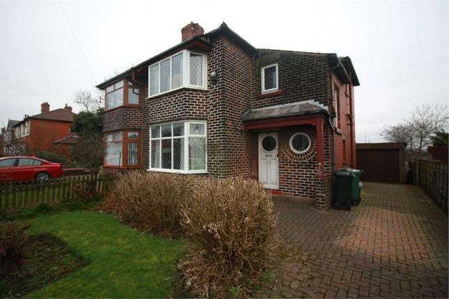 Thumbnail Semi-detached house for sale in Plodder Lane, Farnworth, Bolton