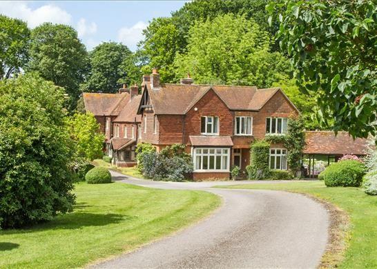 Thumbnail Detached house for sale in Ashe Warren, Basingstoke Hampshire