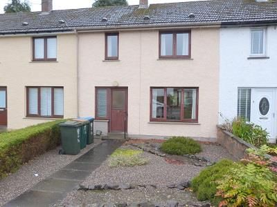 Thumbnail Terraced house to rent in Thistle Place, Scone, Perth