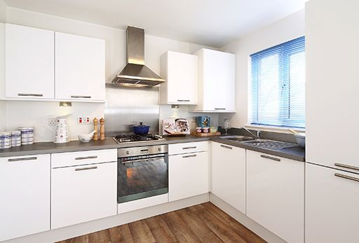 """Thumbnail Terraced house for sale in """"Argyll Semi"""" at Montrose Road, Arbroath"""