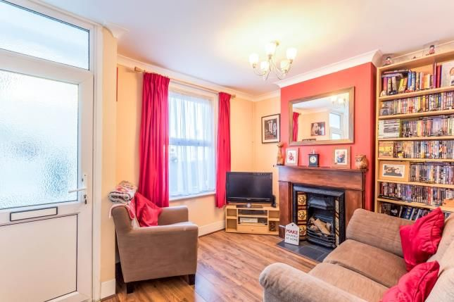 Thumbnail Terraced house for sale in Sydney Road, Chatham, Kent