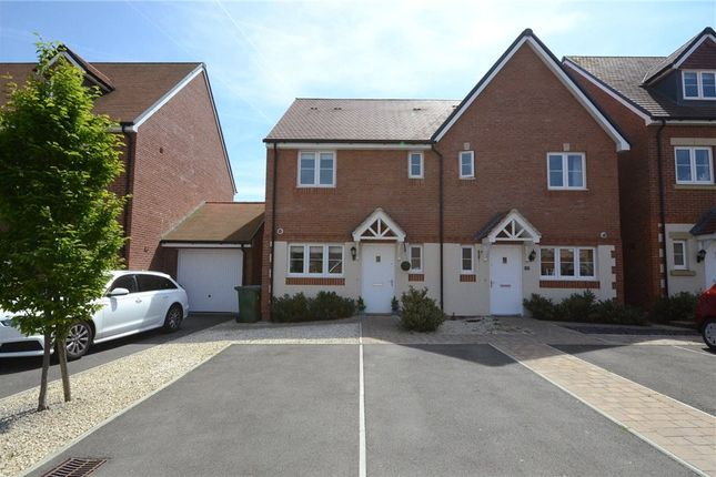 Thumbnail Semi-detached house to rent in Barn Owl Drive, Bracknell