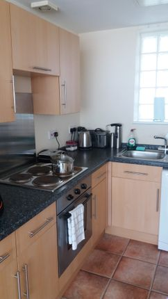 Thumbnail Flat to rent in Hope Street, Grimsby