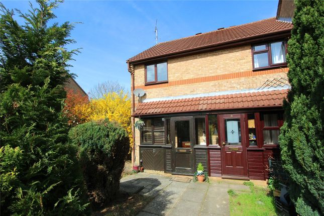 Thumbnail End terrace house for sale in Lancaster Way, Abbots Langley