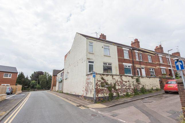 Thumbnail End terrace house for sale in Addington Road, Irthlingborough, Wellingborough