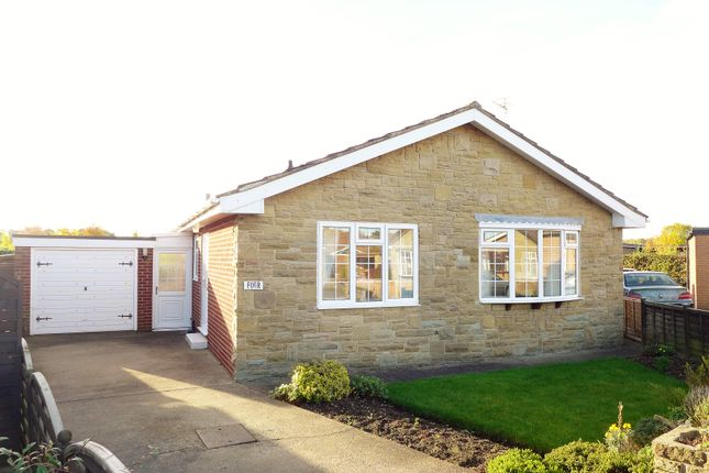 Thumbnail Detached bungalow to rent in Wendy Avenue, Ripon