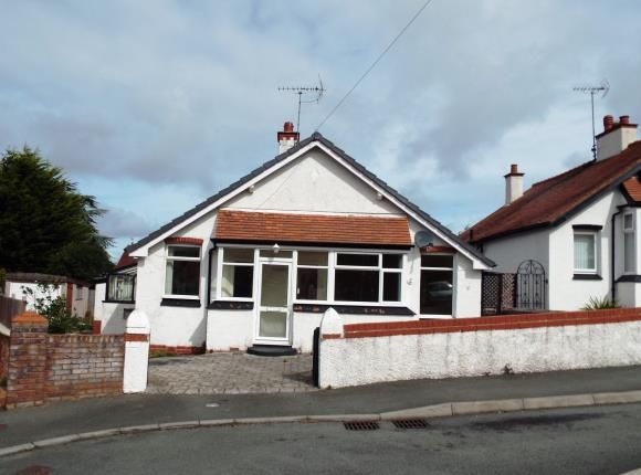 Thumbnail Bungalow for sale in Melyd Avenue, Prestatyn, Denbighshire