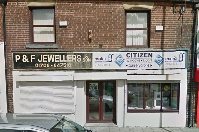Thumbnail Retail premises to let in Oldham Road, Rochdale