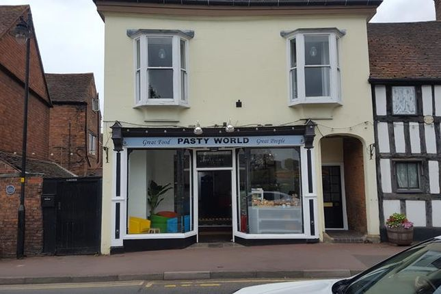 Thumbnail Retail premises to let in Church Street, Upton Upon Severn, Worcestershire