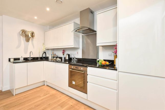 Thumbnail Flat for sale in The Belfry, High Street, Redhill