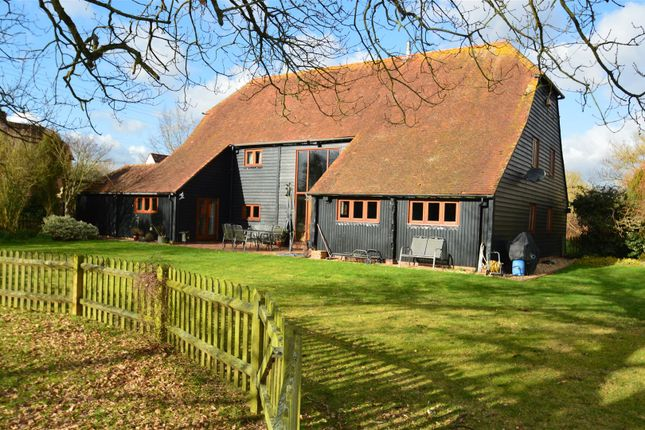 Thumbnail Barn conversion to rent in Collier Street, Tonbridge