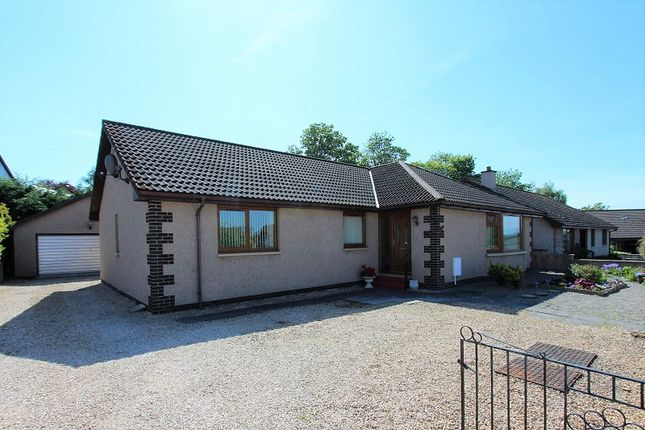 Thumbnail Detached bungalow for sale in 37 Cranmore Drive, Smithton, Inverness