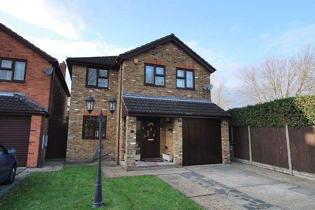 Thumbnail Detached house for sale in Chessington Parade, Leatherhead Road, Chessington