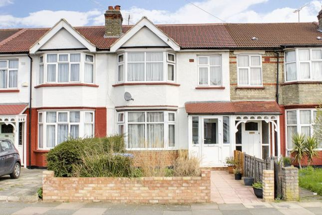 Thumbnail Terraced house for sale in Dorchester Avenue, London