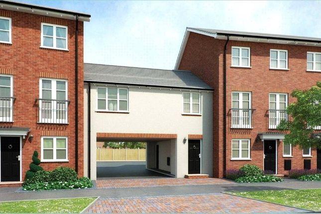 2 bed detached house for sale in Plot 505 Wiske Phase 4, Navigation Point, Cinder Lane, Castleford WF10