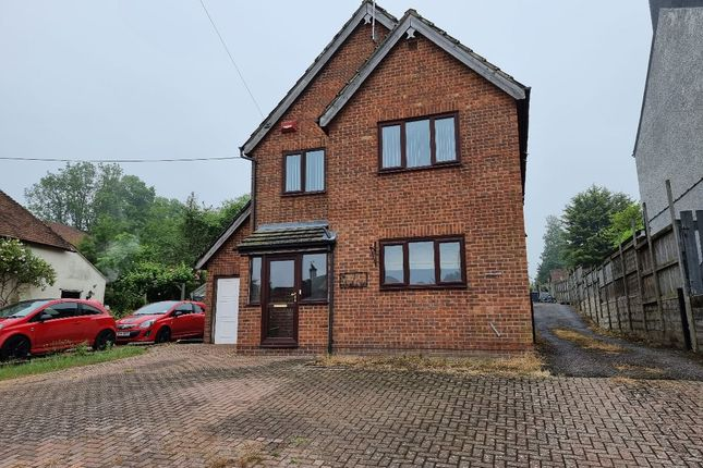 Thumbnail 3 bed detached house to rent in Sheilings, 17 Wigmore Lane, Eythorne, Dover