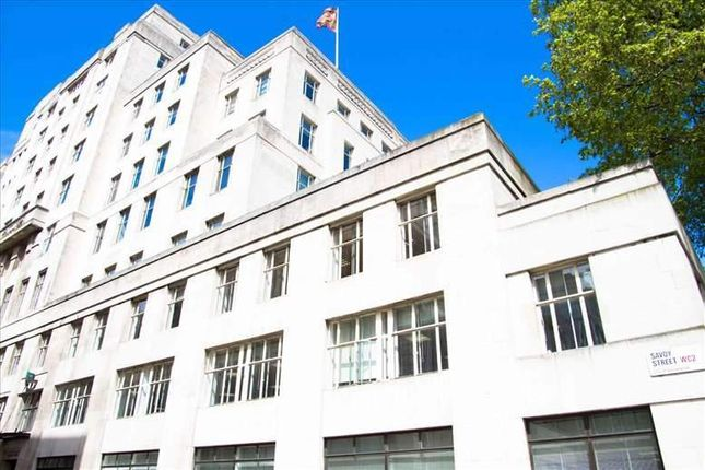 Thumbnail Office to let in Savoy Street, London
