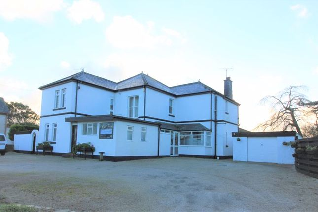 Thumbnail Detached house for sale in Bull Bay Road, Amlwch