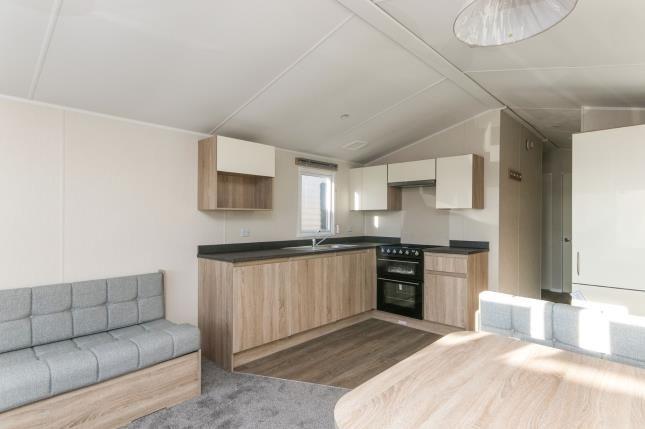 Kitchen of Ty Gwyn Park, Towyn Road, Towyn, Abergele LL22