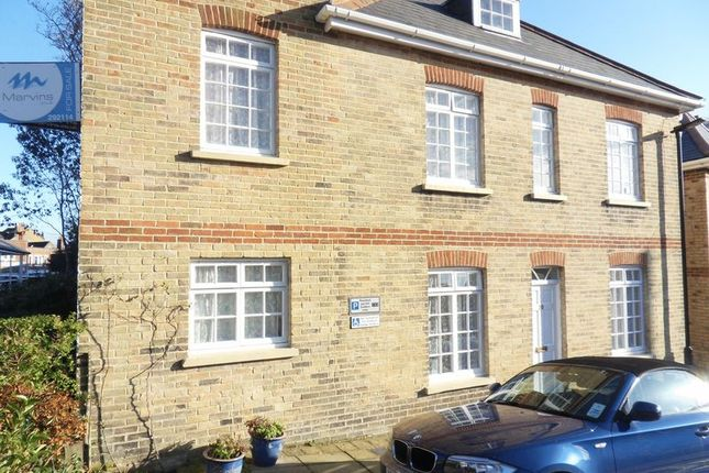 Thumbnail Semi-detached house for sale in Cross Street, Cowes
